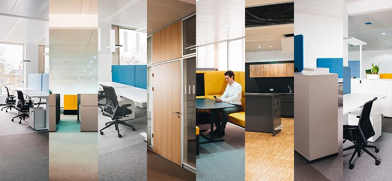 Neue Büroräume 2021